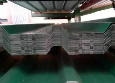 Chapas de cubiertas - Hierros La Unión